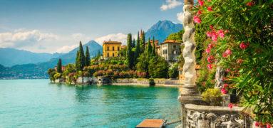 Laghi italiani in 8 giorni