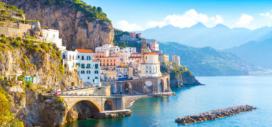 Napoli, Sorrento, Capri e Costiera Amalfitana
