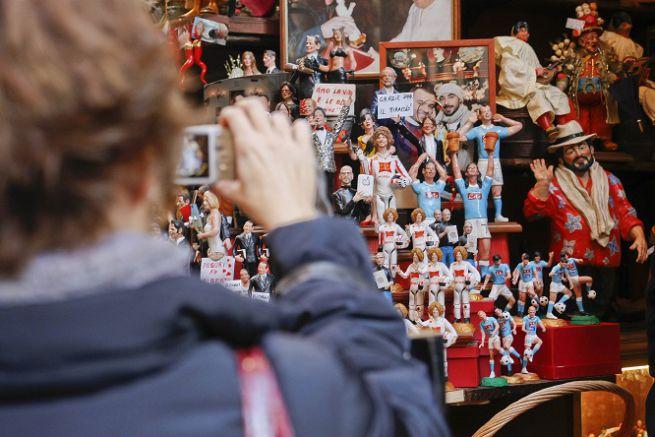 Spaccanapoli: la Via dei Presepi a San Gregorio Armeno
