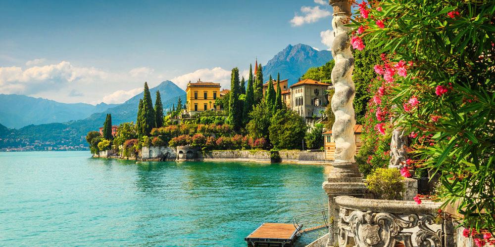 Lacs Italiens en 8 jours