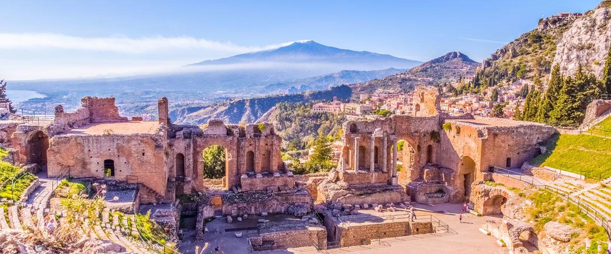 Calabre et Sicile