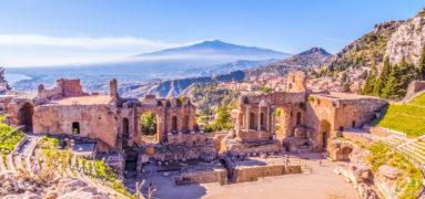 Calabria and Sicily