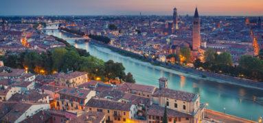 Dolomites and Verona