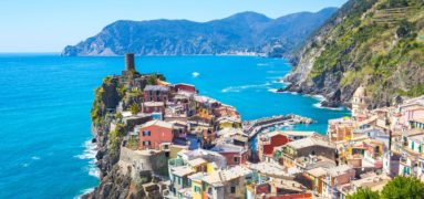 Northern Tuscany and Cinque Terre