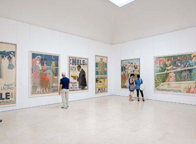Scoprire l'Italia attraverso i suoi musei d'arte