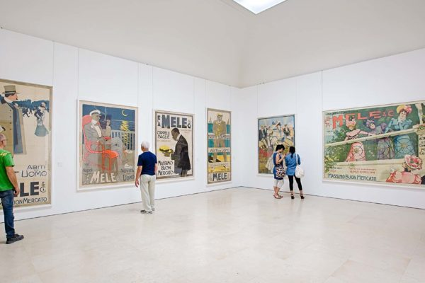 Discover Italy through its art museums